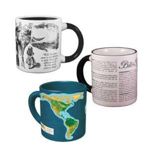 Disappearing Mug