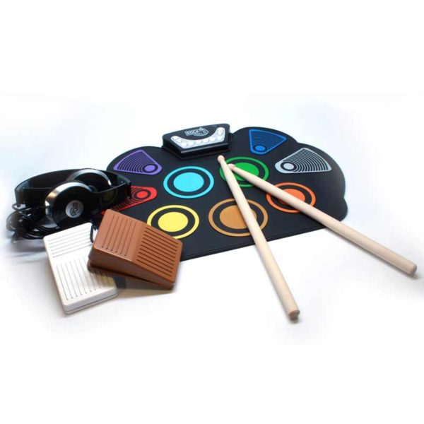 quiet drum kit